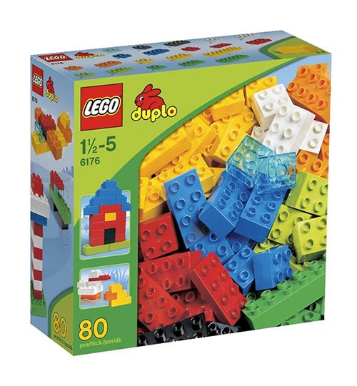 Juegos bebe 12-18 meses: Piezas Lego