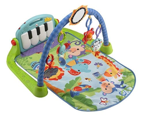 Fisher Price - Gimnasio-piano pataditas