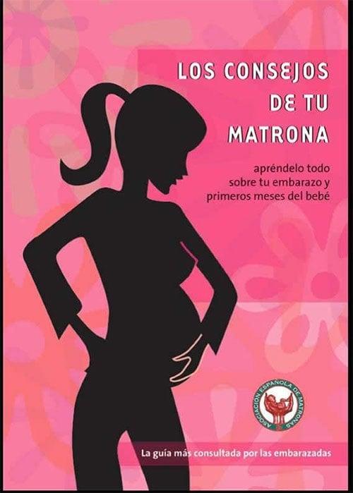 libro embarazo: Los consejos de tu matrona