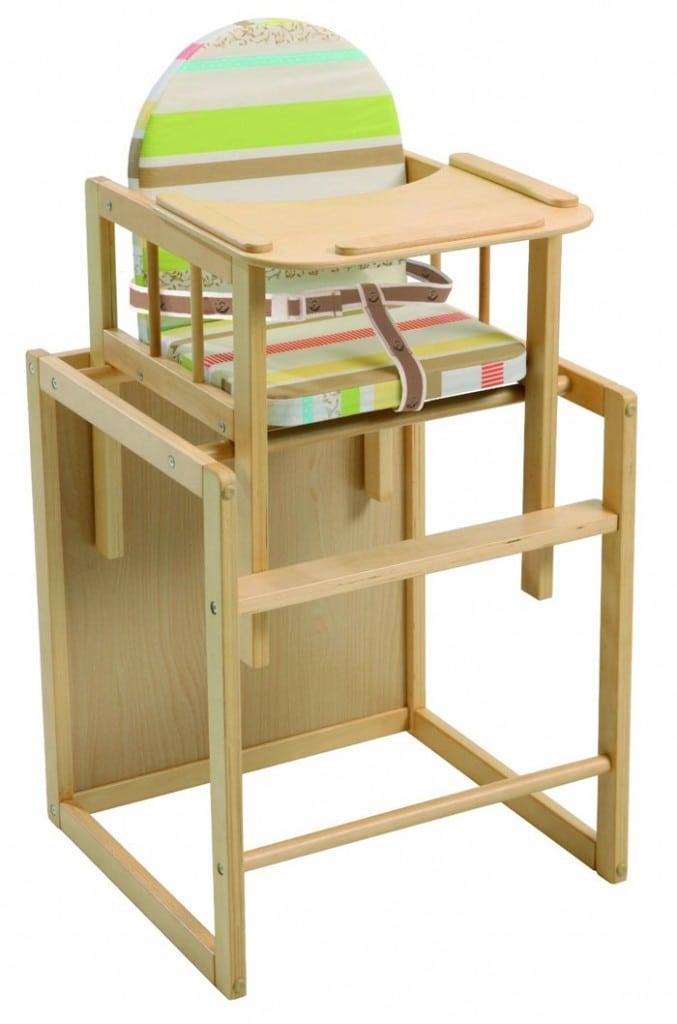 Roba 7512 V105 - Trona de madera