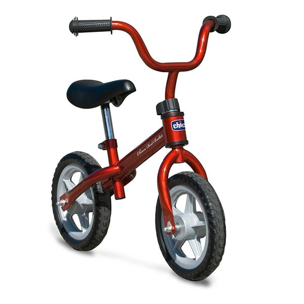 Chicco First Bike - Bicicleta sin pedales con sillin regulable