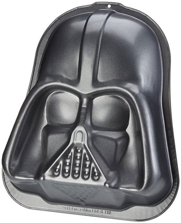 """Star Wars - Molde para horno """"Darth Vader"""""""