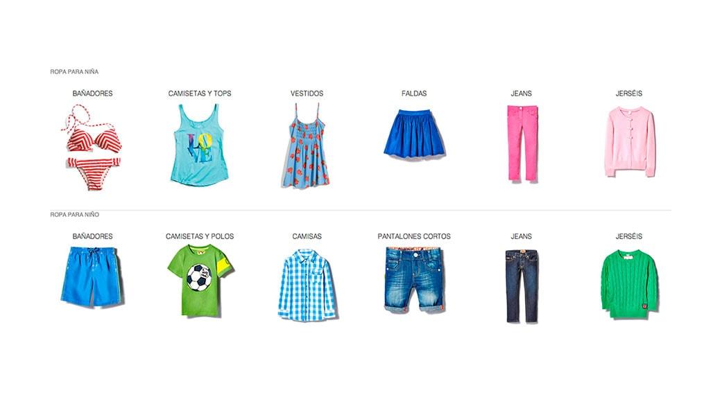 Nueva tienda de ropa para niños en Amazon España