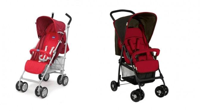 ¿Cuáles son las 5 sillitas de paseo y carritos de bebé más baratas?