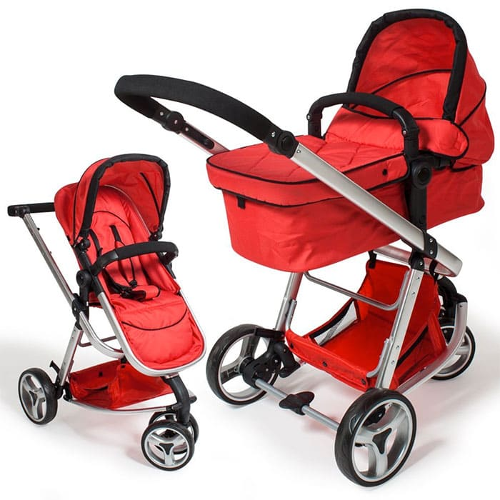 Sistema de viaje para bebés