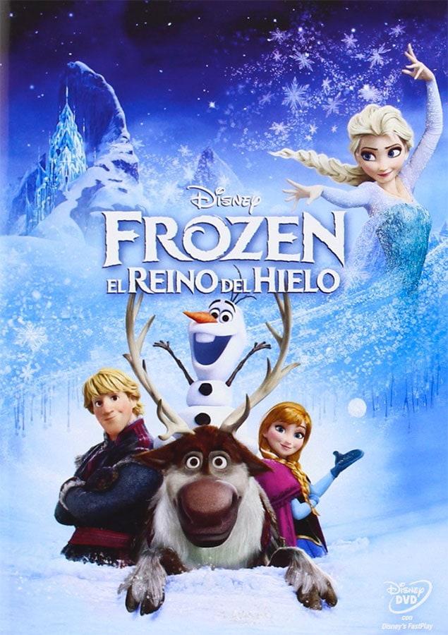 """DVD y Blu-Ray de """"Frozen. El Reino del Hielo"""": Contenidos extra, calidad y dónde comprar a buen precio"""
