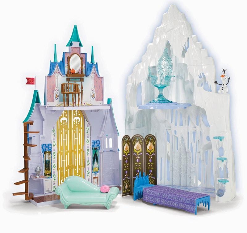 Especial frozen palacio de hielo de elsa y las figuras de - El palacio del bebe ...