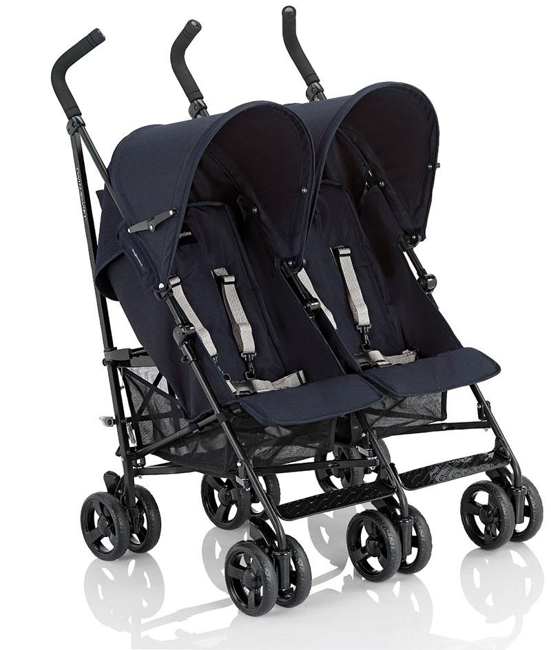 Silla de paseo inglesina gemelar twin swift - Comparativa sillas bebe ...