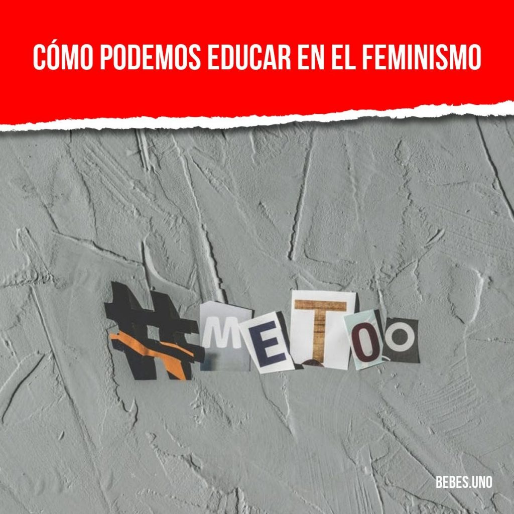 Cómo podemos educar en el feminismo a nuestros hijos e hijas
