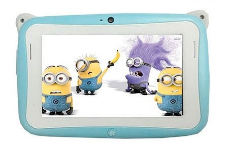 Child Tab PC - Mini Tablet para niños por menos de 40 euros