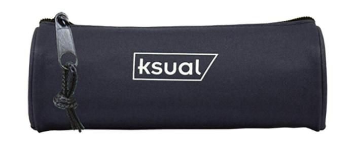 Dohe 45030 - Ksual, estuche de color negro por menos de 4 euros