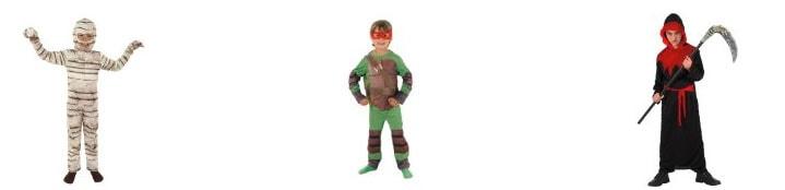 disfraces Halloween niños y niñas