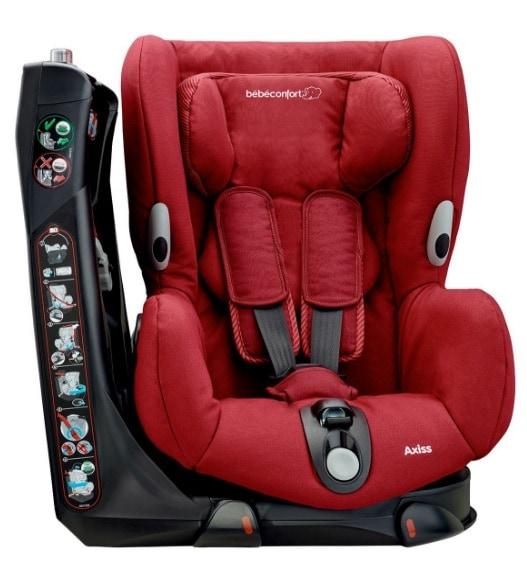 Bébé Confort Axiss - Silla de coche grupo 1 - Precio, opinión y análisis