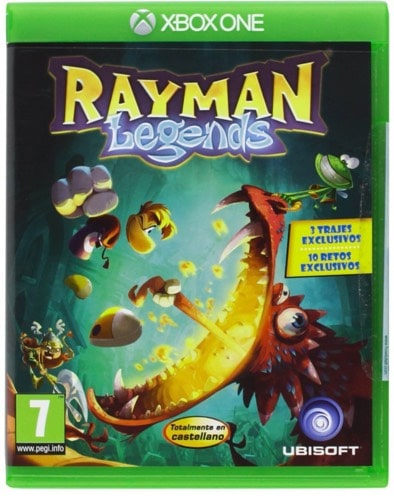 Rayman Legends Videojuego