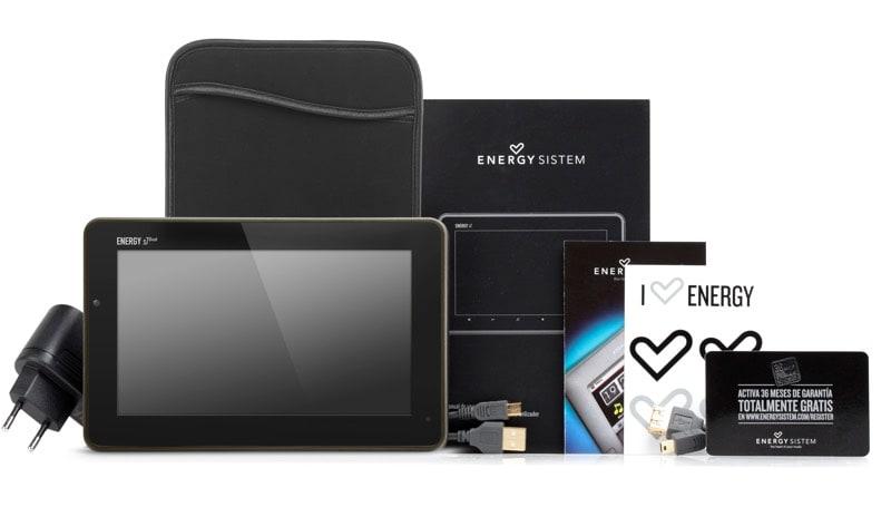 """Energy Sistem s7 Dual - Tablet de 7"""""""