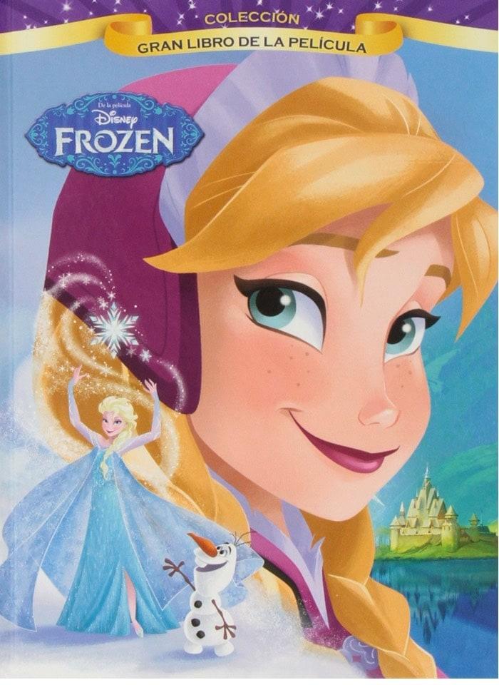 Frozen. Gran libro de la película