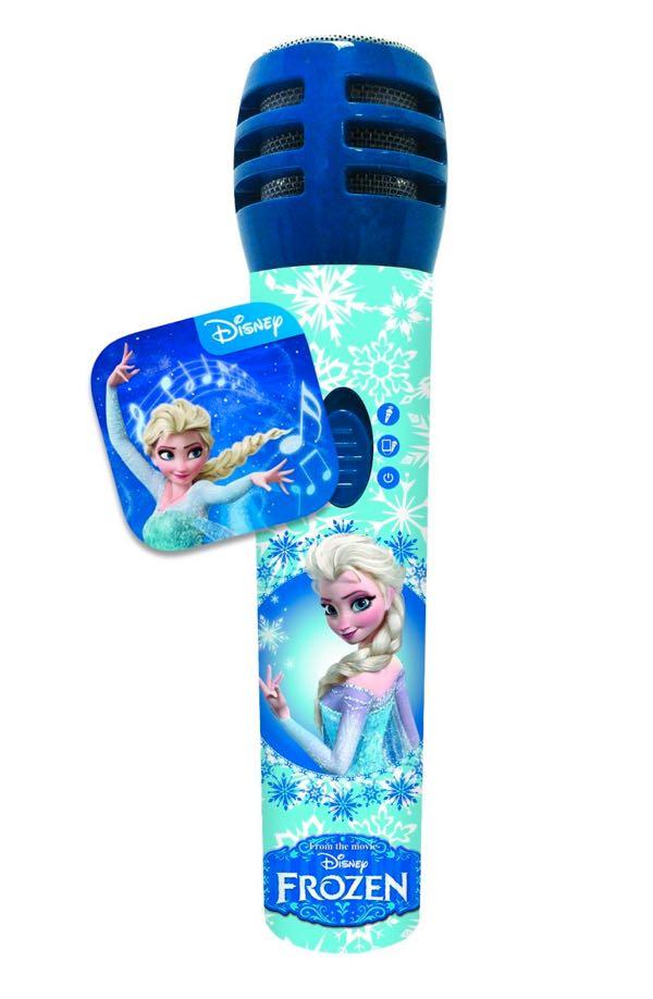 Frozen - Karaoke con micrófono y app