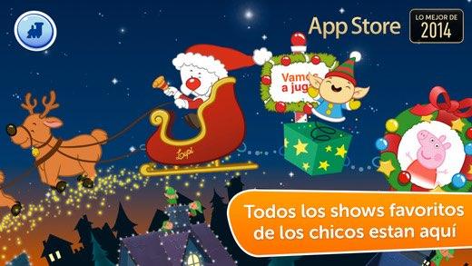 playkids aplicación apple