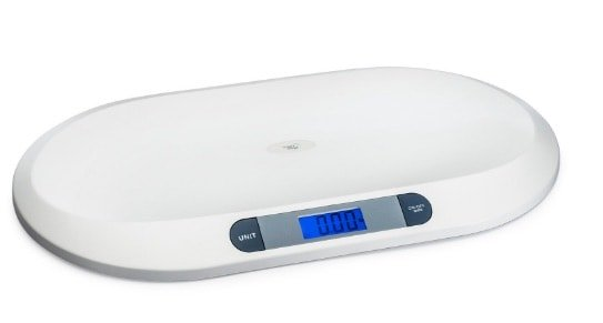 Smart Weigh - Báscula para bebé