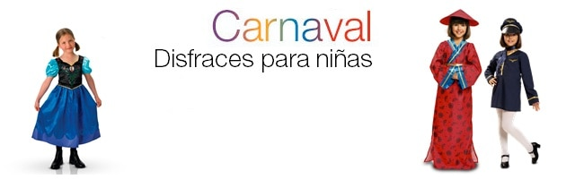 disfraces carnaval niñas