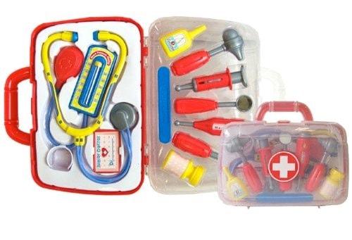 maletín medico para niños