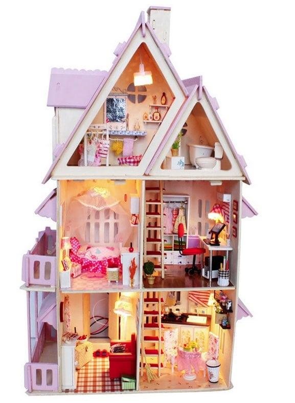 D nde comprar casas de mu ecas a buen precio y mucho m s - Donde comprar cocinas baratas ...