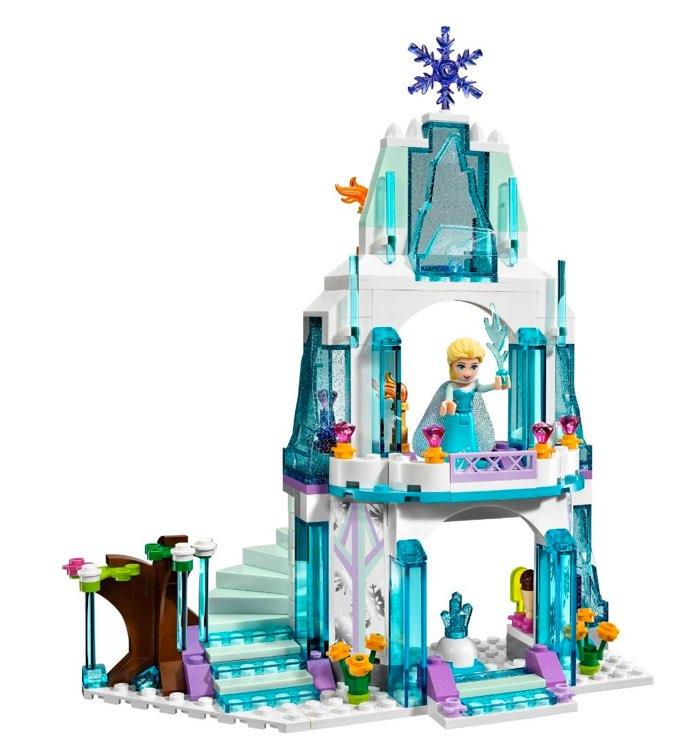 LEGO – El Brillante Castillo de Hielo de Elsa