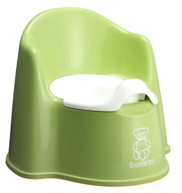 BabyBjörn 055162 - Orinal sillón con respaldo