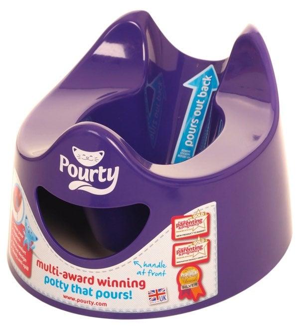 Pourty 30104 - Orinal infantil