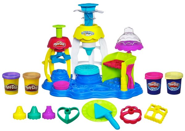 play-doh confiteria glase