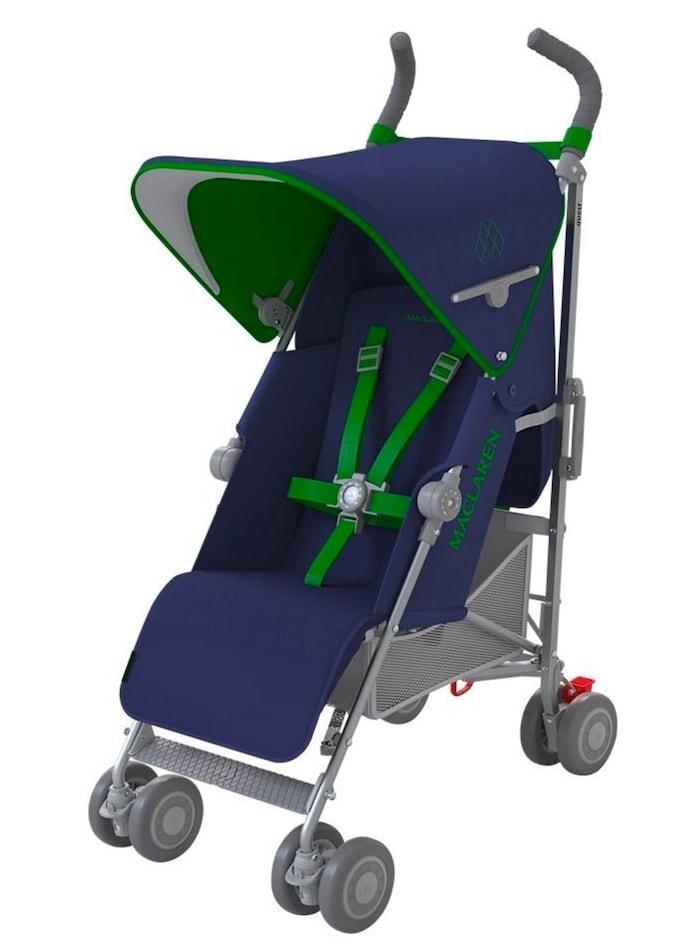 Maclaren quest la mejor silla de paseo de maclaren for Carritos de bebe maclaren