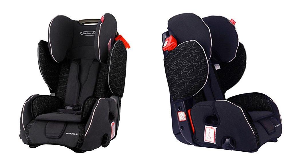 10 cosas que tienes que controlar para que el asiento de coche de un niño este bien colocado