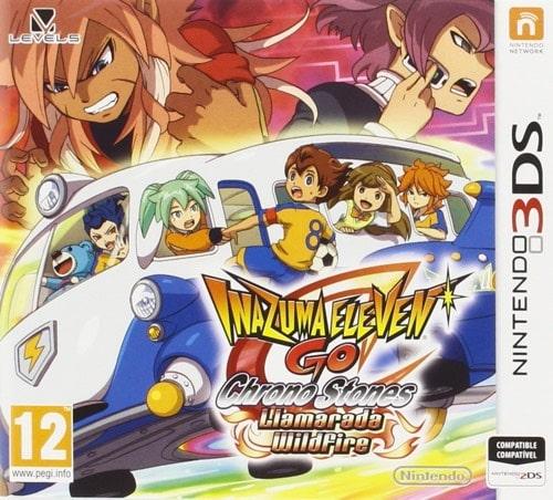 Inazuma Eleven GO Chrono Stones: Llamarada Nintendo 3DS - 31 euros