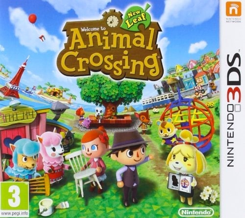 Animal Crossing: New Leaf Nintendo 3DS - 31 euros