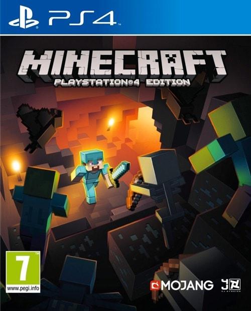 ¿Qué videojuegos infantiles están teniendo mucho tirón estas navidades 2015? Minecraft