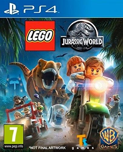 LEGO: Jurassic World - Juego para videoconsolas y PC