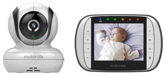"""Motorola MBP36S - Vigilabebés con pantalla de 3.5"""" - Opinión y review"""