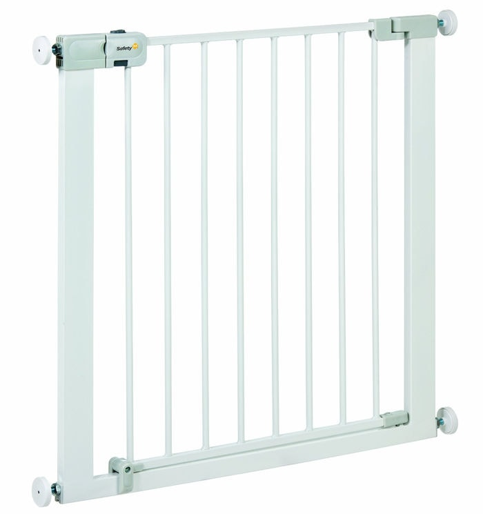 C mo elegir la mejor barrera de seguridad para puertas y - Barrera seguridad bebe ...