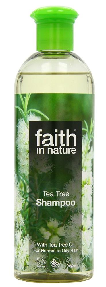 Champú de árbol de té para piojos