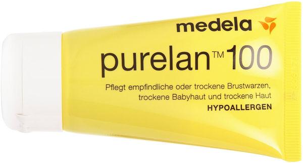 Purelan 100 de Medela: crema para pezones irritados