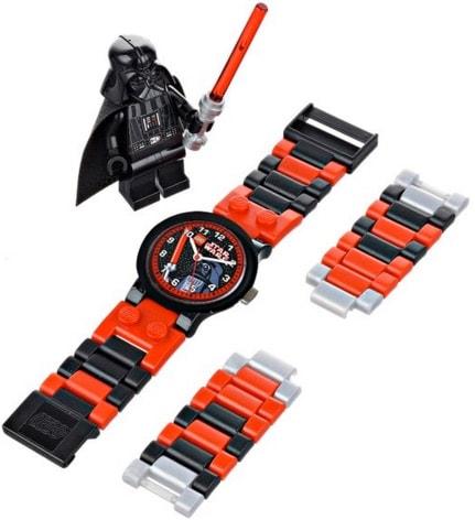 Reloj LEGO de Darth Vader - El regalo perfecto para que lo traiga Papá Noel