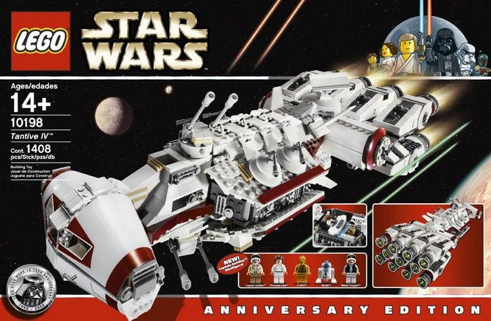 LEGO Star Wars - Tantive IV (10198)