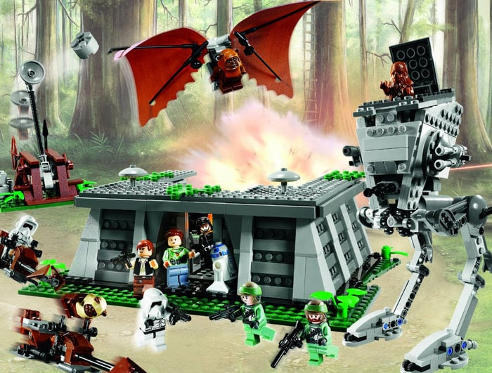LEGO Star Wars - The Battle of Endor (8038)