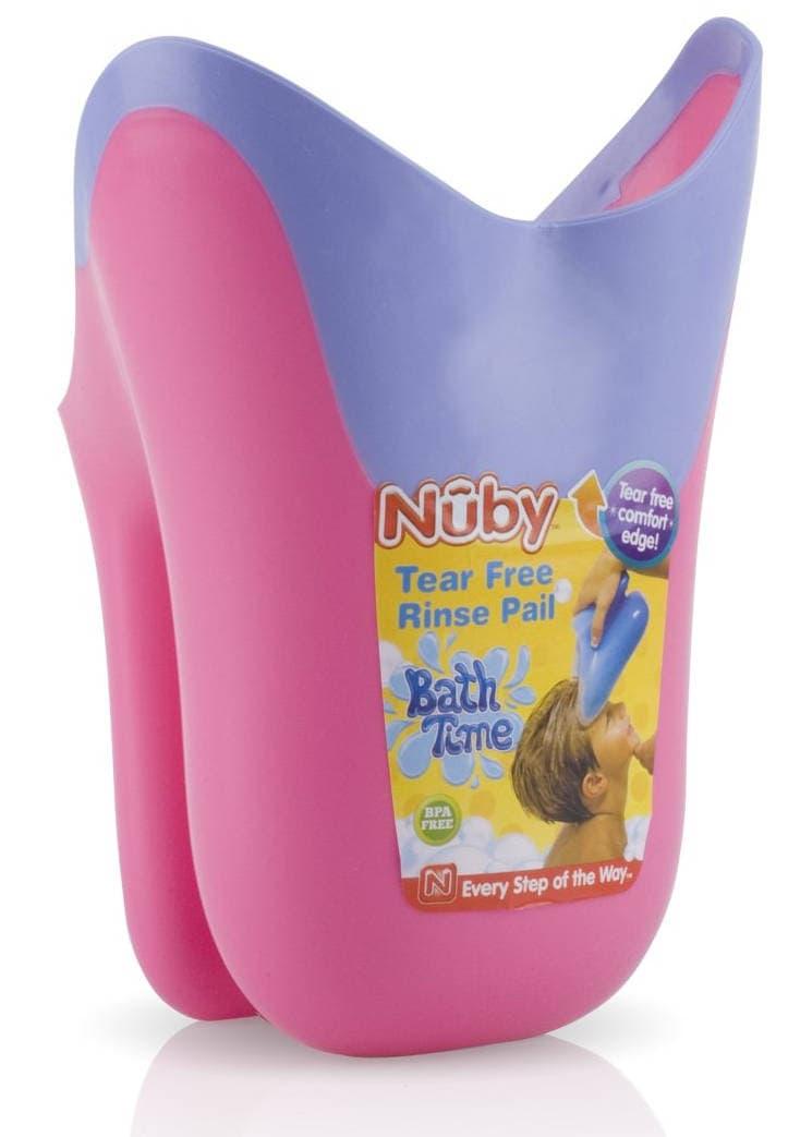 Nuby ID6138 - Cubo para aclarar el pelo a los niños