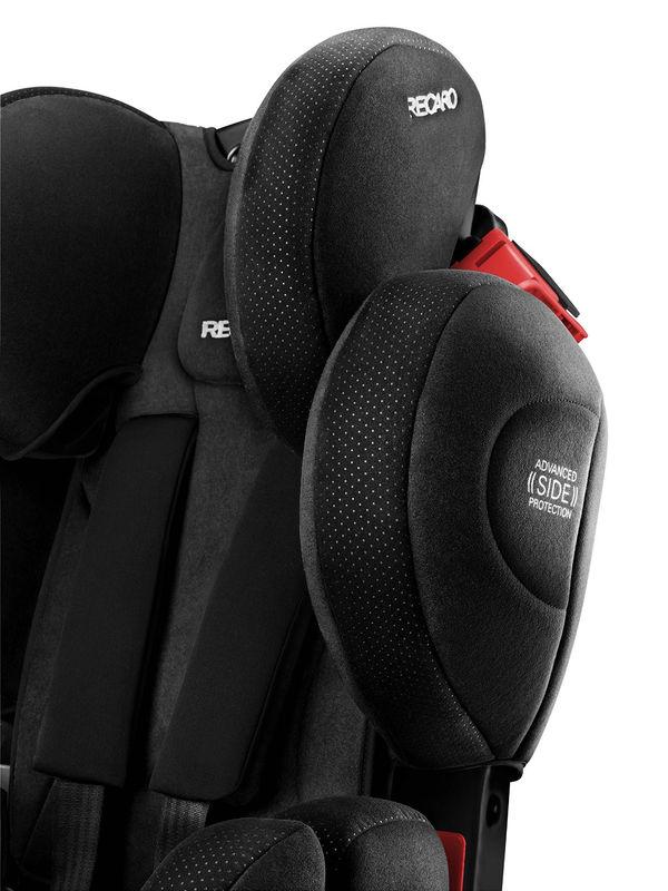 Recaro Young Sport HERO - La nueva silla de coche para niños de Recaro