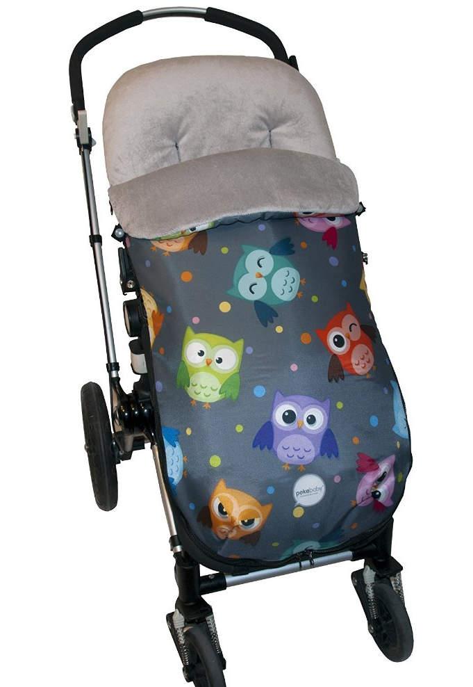 Saco Universal para sillas de paseo: Jane, Chicco, Bugaboo, McLaren