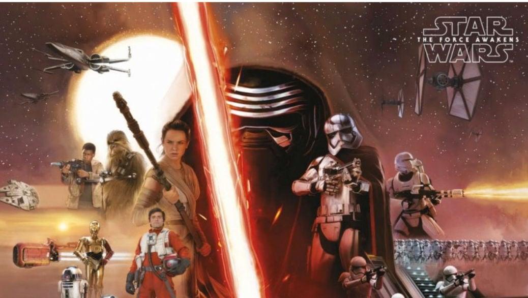¿Existe una tienda de Star Wars en España dónde poder comprar los productos de la nueva película?