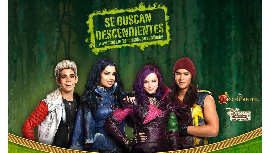 Se Buscan Descendientes - Participa en el sorteo de Disney
