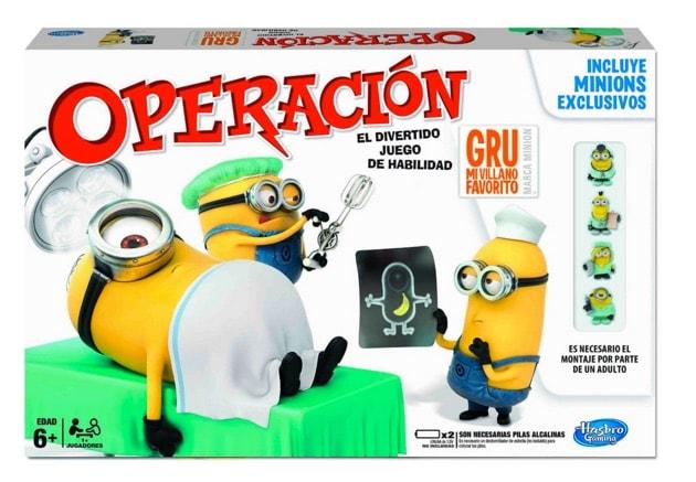 Hasbro Gaming - Operación Gru: Mi Villano Favorito (A2576)  - La oferta se inicia a las 18:2