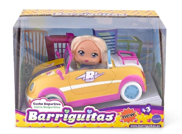 Barriguitas Coche, (Famosa 700014220)